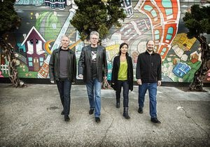 В Украине впервые выступит Kronos Quartet