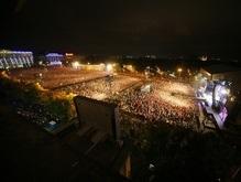 Фотогалерея: Queen дали концерт в Харькове