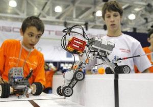 Во Вьетнаме прошел всемирный конкурс роботов
