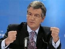 НГ: Ющенко грозит Путину ВТО