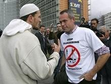 Через 20 лет Брюссель станет городом мусульман