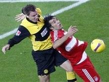 Кубок Германии завоевывает Лука Тони