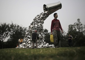 Корреспондент: Дракон идет на взлет. Шанхай претендует на статус новой культурной столицы мира