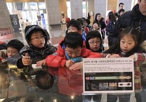 Азиатские школьники массово страдают от близорукости