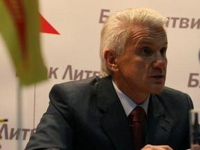 Литвин: Стельмах стал разменной монетой в политической борьбе Кабмина, Ющенко и Рады