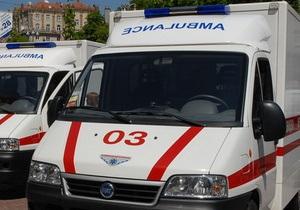 В Ивано-Франковске в результате взрыва газо-воздушной смеси на теплотрассе пострадали дети