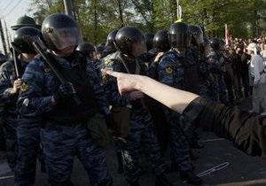 В России 18-летнюю девушку подозревают в применении насилия против ОМОНа