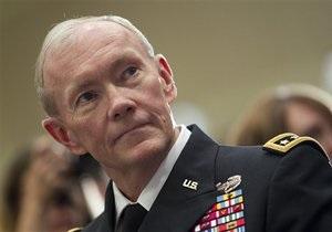 Обама хочет видеть главой Объединенного комитета начальников штабов участника Бури в пустыне