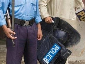 В Пакистане боевики совершили нападение на полицейскую академию