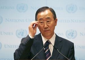 Генсек ООН направит спецпредставителя в Кыргызстан
