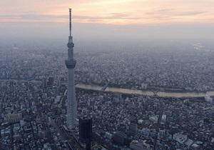Фотогалерея: Небесное дерево. Репортаж с открытия самой высокой телебашни в мире