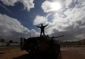 Власти Ливии вышли на связь с повстанцами