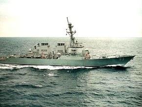 Эсминец ВМС США прибыл с дружественным визитом во Владивосток