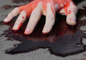 В Киеве мужчина убил свою жену и сестру