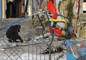 Фотогалерея: Продолжение следует? Репортаж с места взрывов в Макеевке