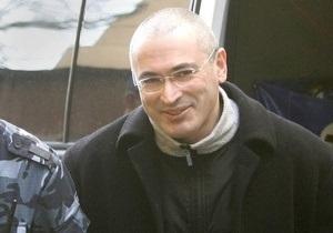 Ходорковский: Я не стал бы претендовать на президентский или премьерский пост