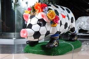 IV благотворительный Pig Parade\ 2009 стартовал!!!
