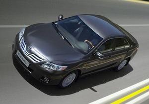 Рада объявила тендер на закупку 17 автомобилей Toyota Camry