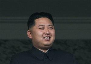 СМИ: Преемник Ким Чен Ира отправился в Китай