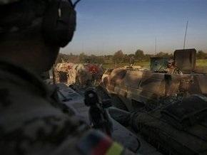 Войска НАТО остаются в Афганистане еще на год