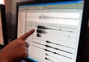 У побережья Фиджи произошло мощное землетрясение