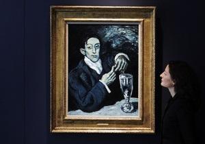 Пикассо установил рекорд оценочной стоимости