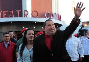 Врач: Чавесу осталось жить не более семи месяцев