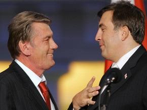 Саакашвили предостерег грузин от повторения украинского сценария
