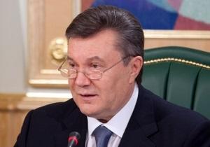 Янукович: Решение по Порошенко будет принято в ближайшее время