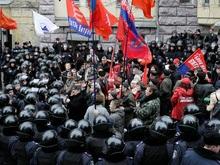 Милиция не позволила провести акцию протеста против НАТО