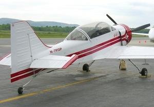 В России разбился спортивный самолет