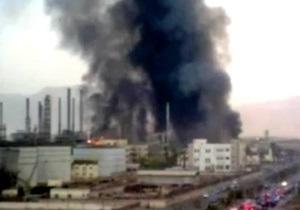 Взрыв на нефтеперерабатывающем заводе в Суэце: есть погибшие