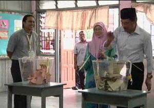 В Малайзии завершились парламентские выборы
