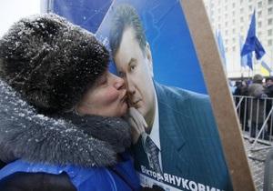 Свежие данные ЦИК: Янукович обогнал Тимошенко более чем на 3%