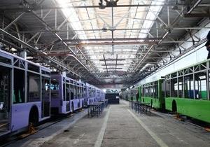 Новости Киева - В Киеве хотят организовать производство электроавтобусов
