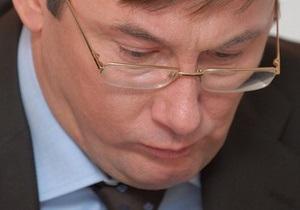 Суд подтвердил законность продления ареста Луценко