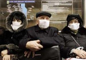 Минздрав подтверждает 457 случаев смерти от гриппа и ОРВИ