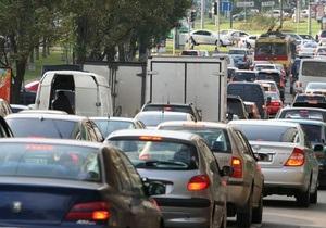 В Украине авто могут обложить 40%-ым налогом