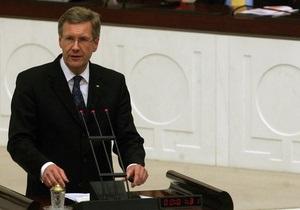 Президент Германии: Многие выходцы из Турции стали немецкими гражданами, и это хороший знак