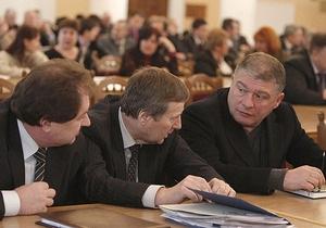 Киевские власти отчитались о результатах ликвидации последствий непогоды
