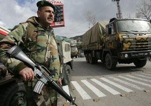 Власти Сирии призвали повстанцев сдать оружие