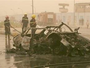 Жертвами двух терактов в Багдаде стали 25 человек