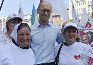 Рух - Батьківщина - оппозиция - объединение оппозиции - Партия Рух не собирается объединяться с Батьківщиной