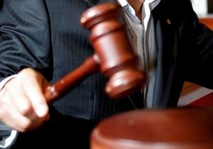 В Симферополе суд начал рассматривать дело девяти милиционеров, обвиняемых в насилии