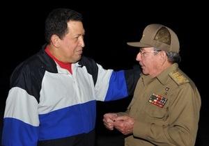 Болезнь Уго Чавеса: Власти Венесуэлы заявляют об улучшении здоровья Чавеса