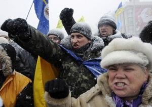 Часть предпринимателей не выйдут 6 декабря на Майдан