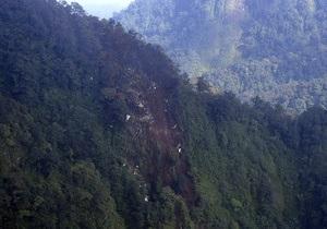 Индонезийские спасатели не нашли выживших на месте крушения Sukhoi SuperJet-100