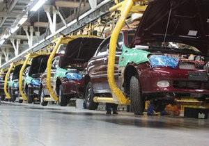 Украина за десять месяцев 2011 года увеличила выпуск автомобилей на 42%