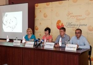 Сеть клиник «Мать и дитя» презентовала социальный проект «Ребенок в каждую семью»