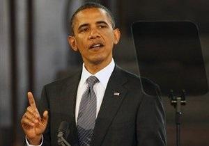 Обама не планирует посещать Украину в ближайшее время